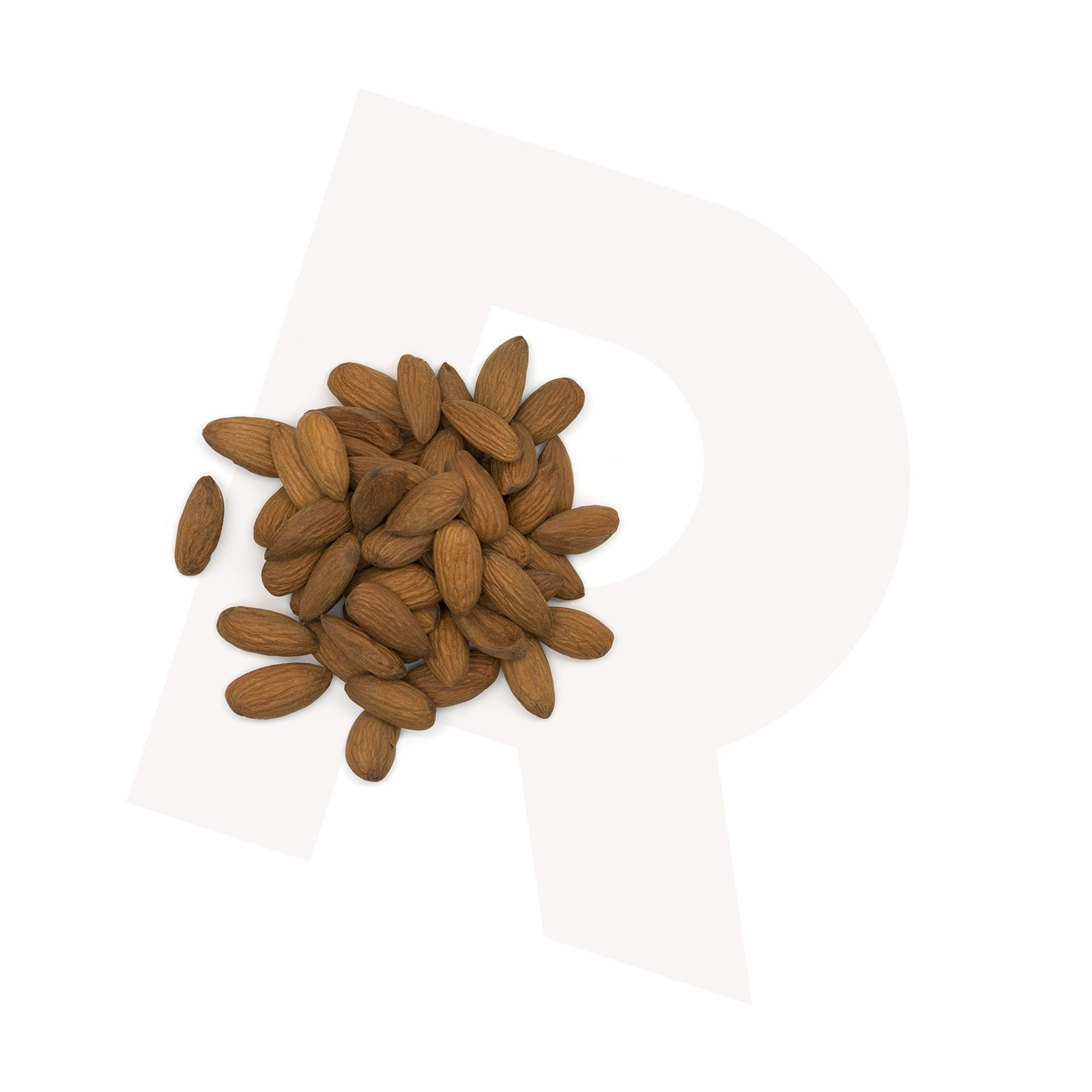Nuts_Brown-almonds